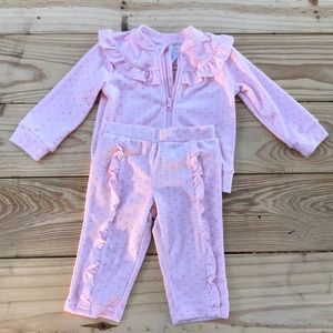 👶🏼baby girl track suit